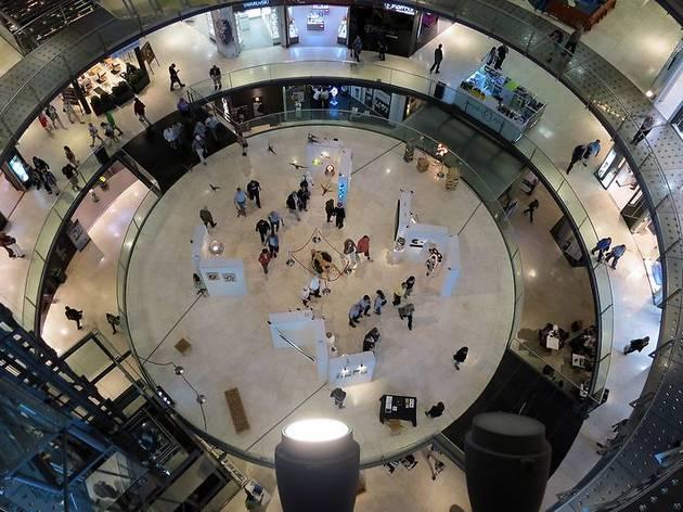 Reobertura de centres comercials a partir de l'1 de març