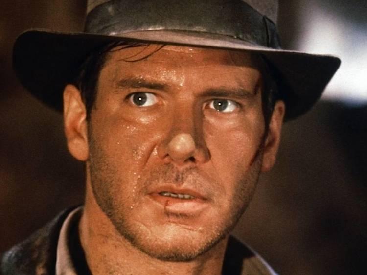 Indiana Jones 1, 2 & 3 (1981-89)