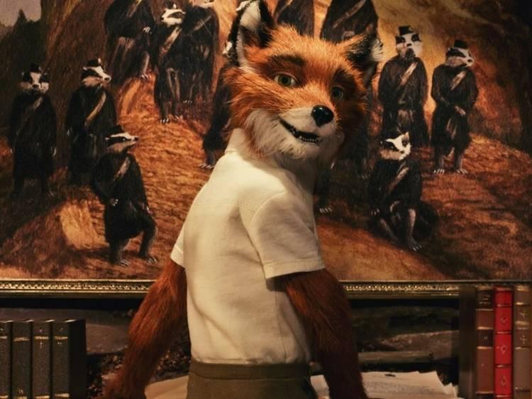 Fantastic Mr Fox (2009)