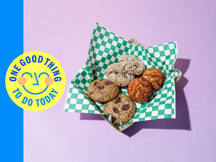Cure your lockdown blues with Sunday Goodies' cookies