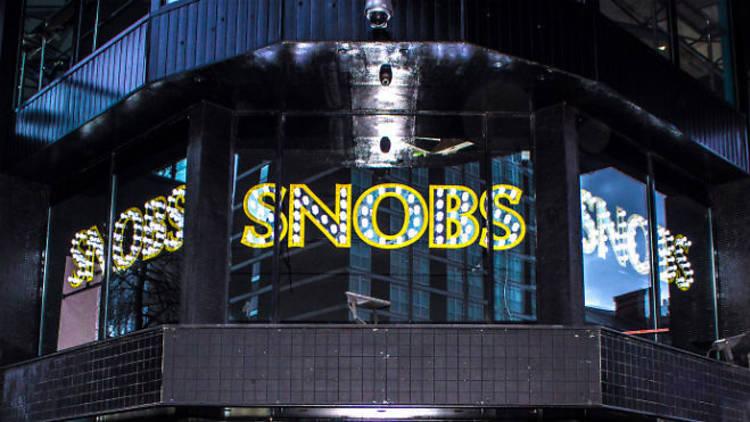 Photograph: Snobs