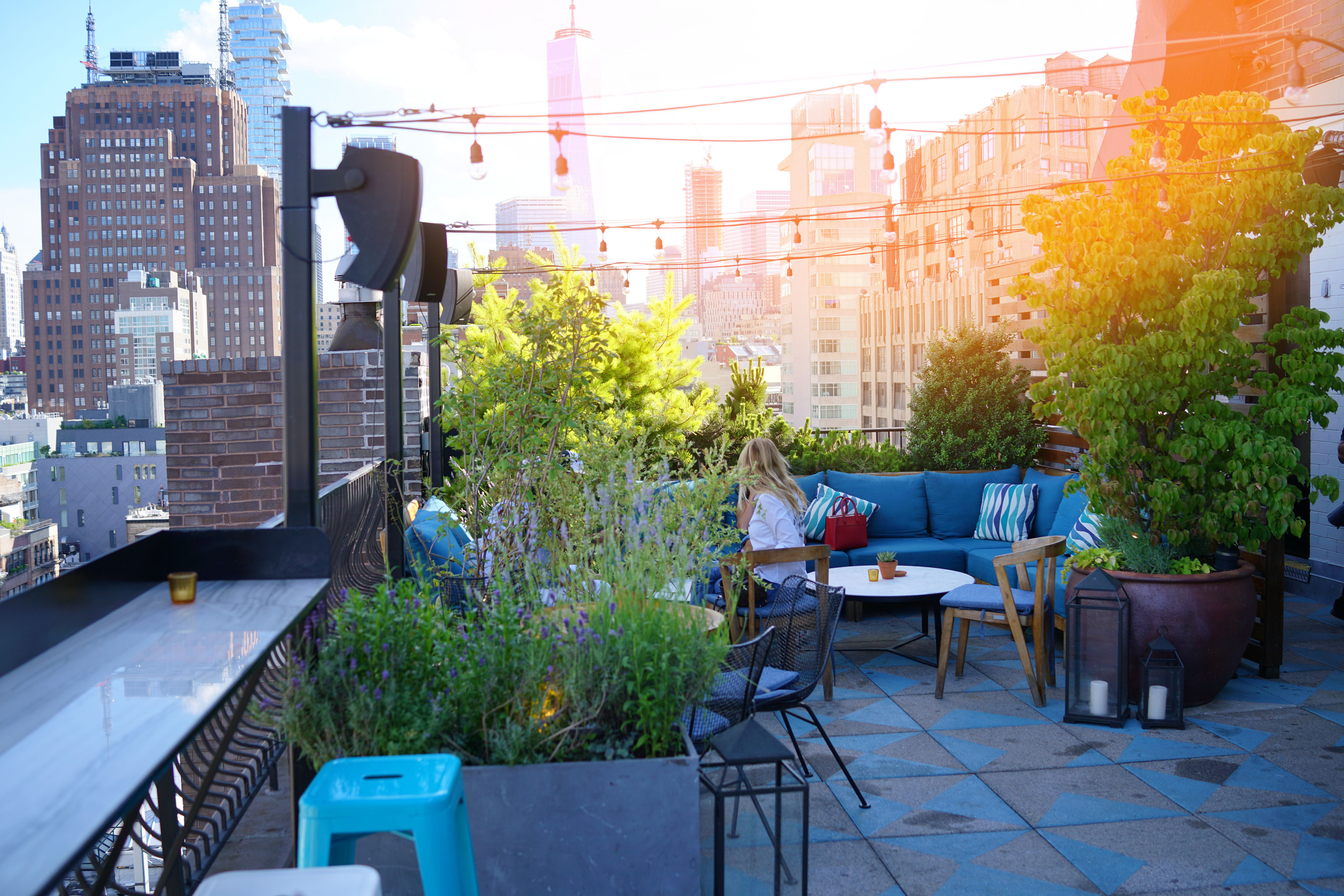 An exciting in-person concert series is taking place on a NYC rooftop next month