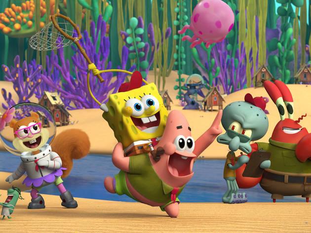 Kampus Koral, la nueva serie de Nickelodeon