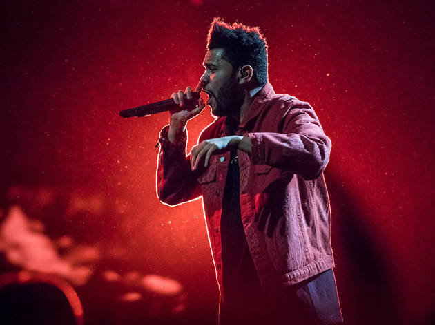 The Weeknd anuncia nova data para Portugal em 2022