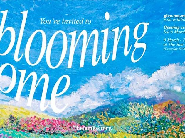 blooming home