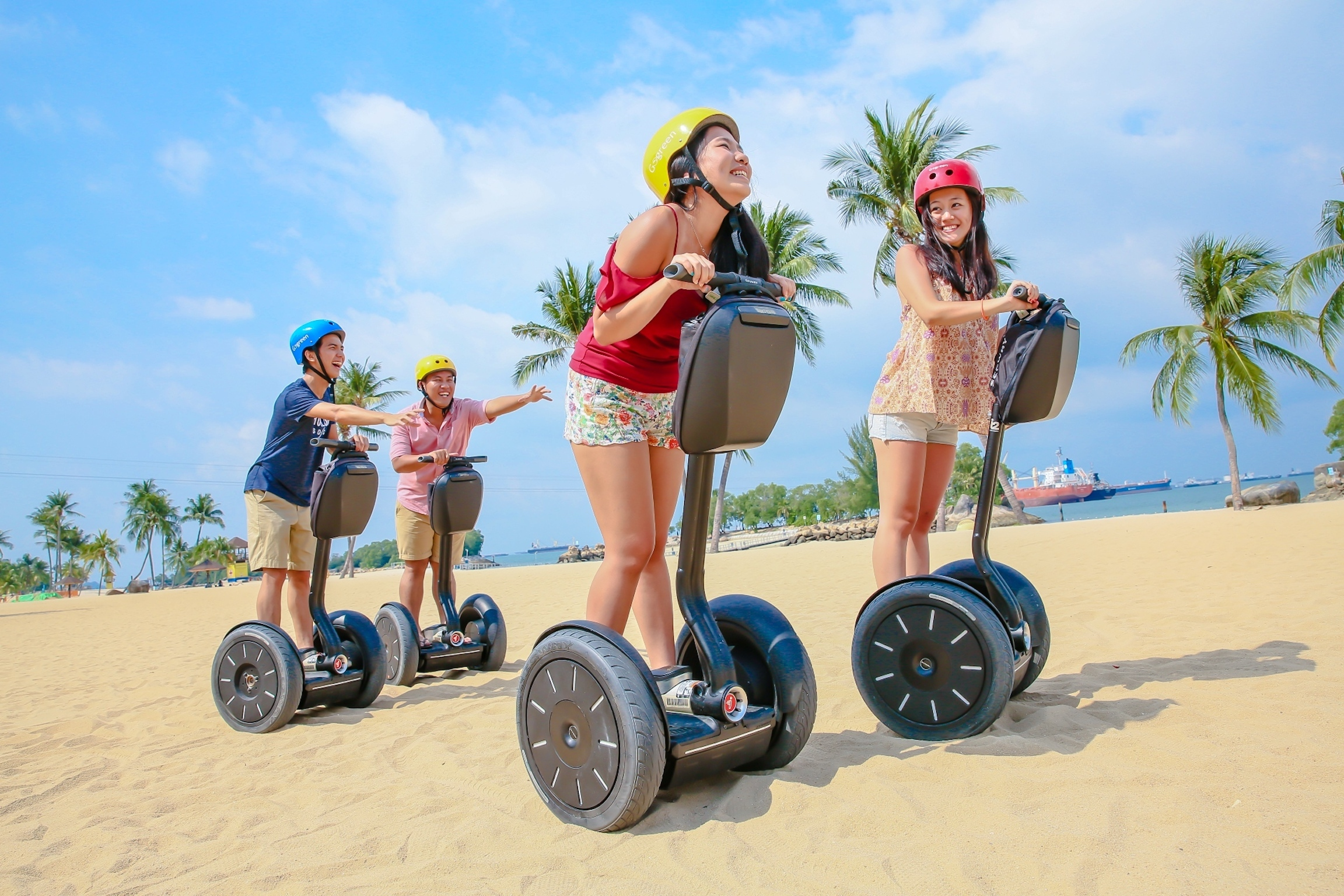 Kids can enjoy free entry at Sentosa attractions till March 31