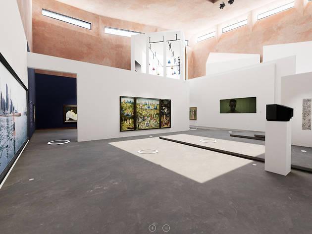 O VOMA é o primeiro museu de arte totalmente virtual