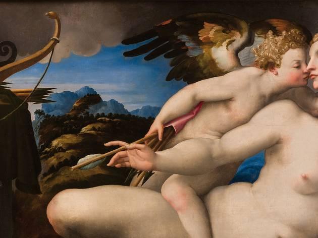 Exposición Pasiones mitológicas