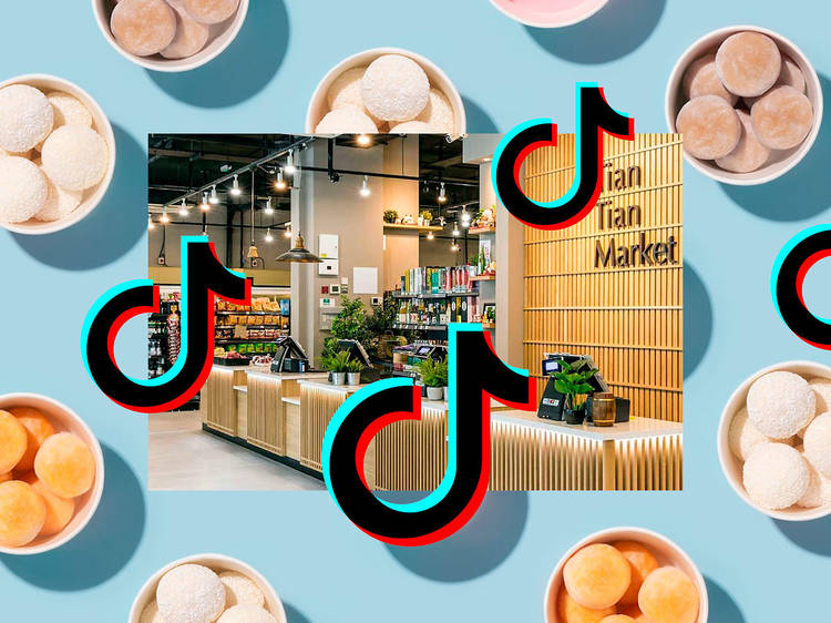 Check out London's enormous new Asian supermarket