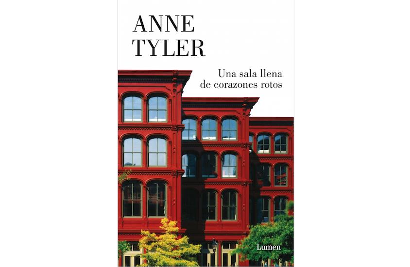 'Una sala llena de corazones rotos', Anne Tyler