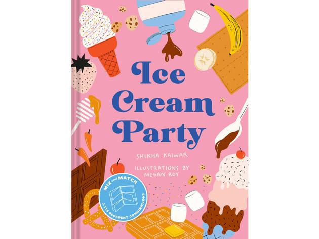 Ice Cream Party by Shikha Kaiwar
