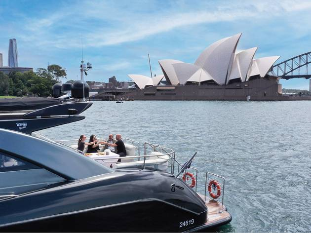 Win an Opera House weekend with friends