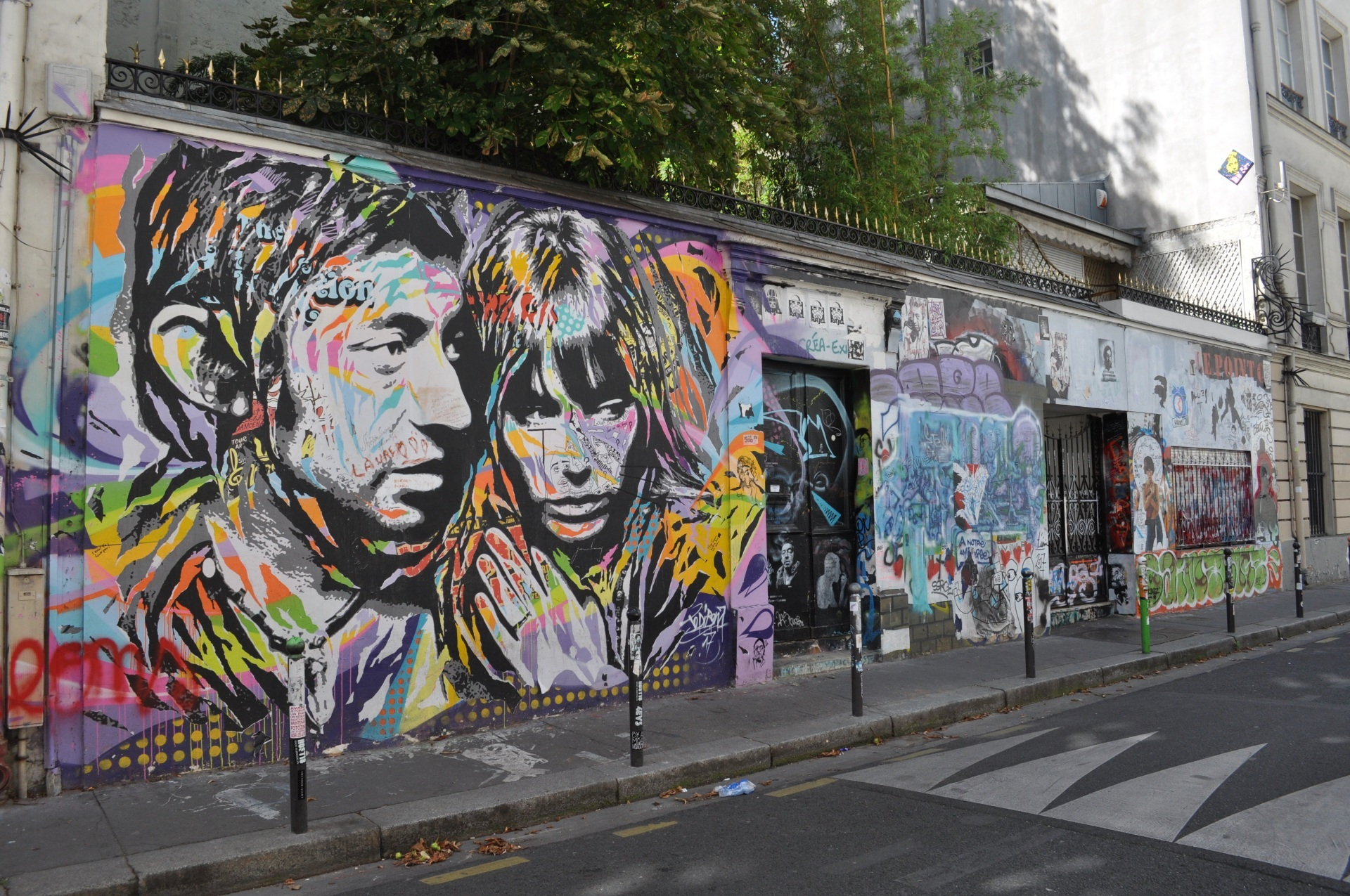 Serge Gainsbourg's house in Paris is becoming a museum