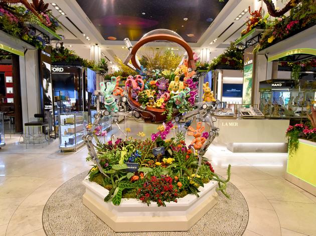 2019 Macy's Flower Show