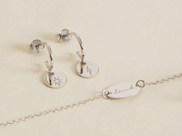 Mesh Jewellery lança colecção de jóias personalizáveis