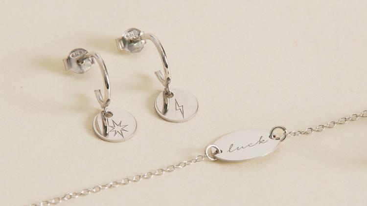 Mesh Jewellery