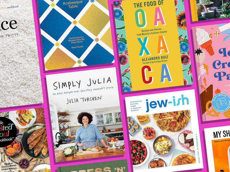 The best new cookbooks to buy in 2021