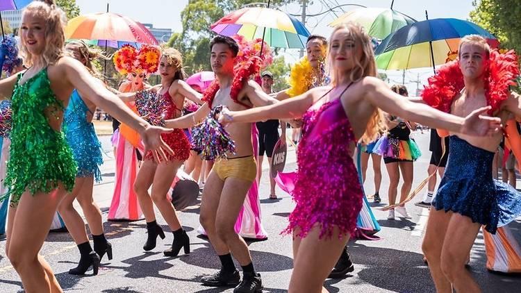 Midsumma Festival Pride Festival