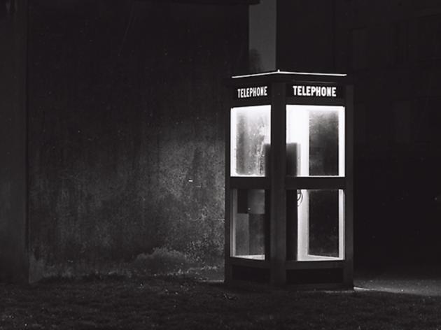 © Le Havre, 1982, Gilbert Fastaenkens © BNF - Département des Estampes et de la Photographie