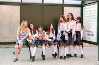 Las niñas