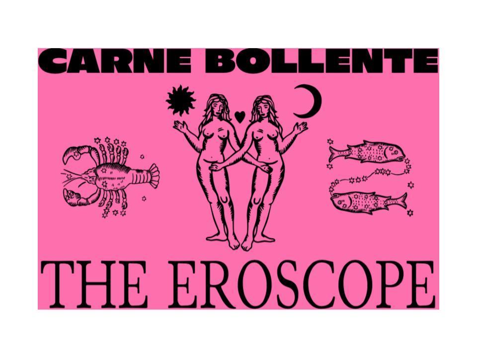 愛とセックスを星占いで表現、Carne Bollenteの新コレクションに注目
