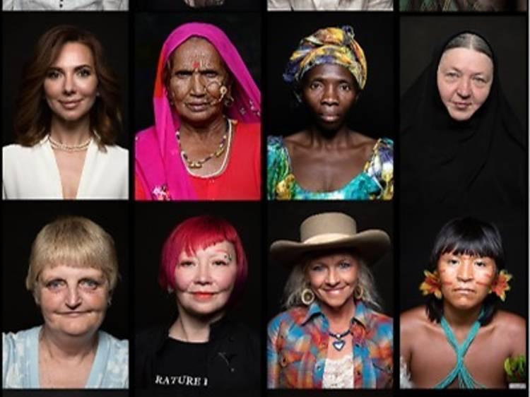 Proyección del documental 'Woman'