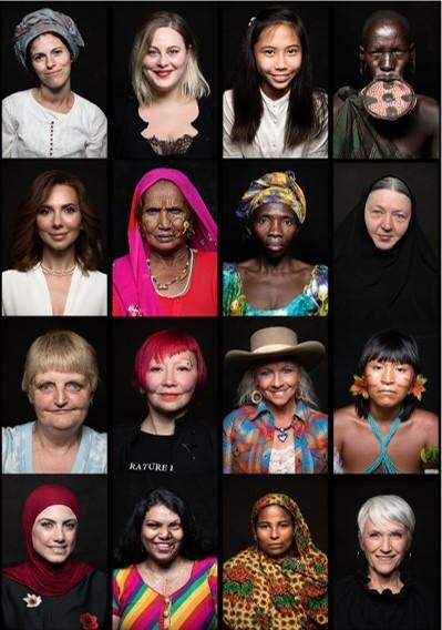 Documental Woman, Anastasia Mikova y Yann Arthus-Bertrand