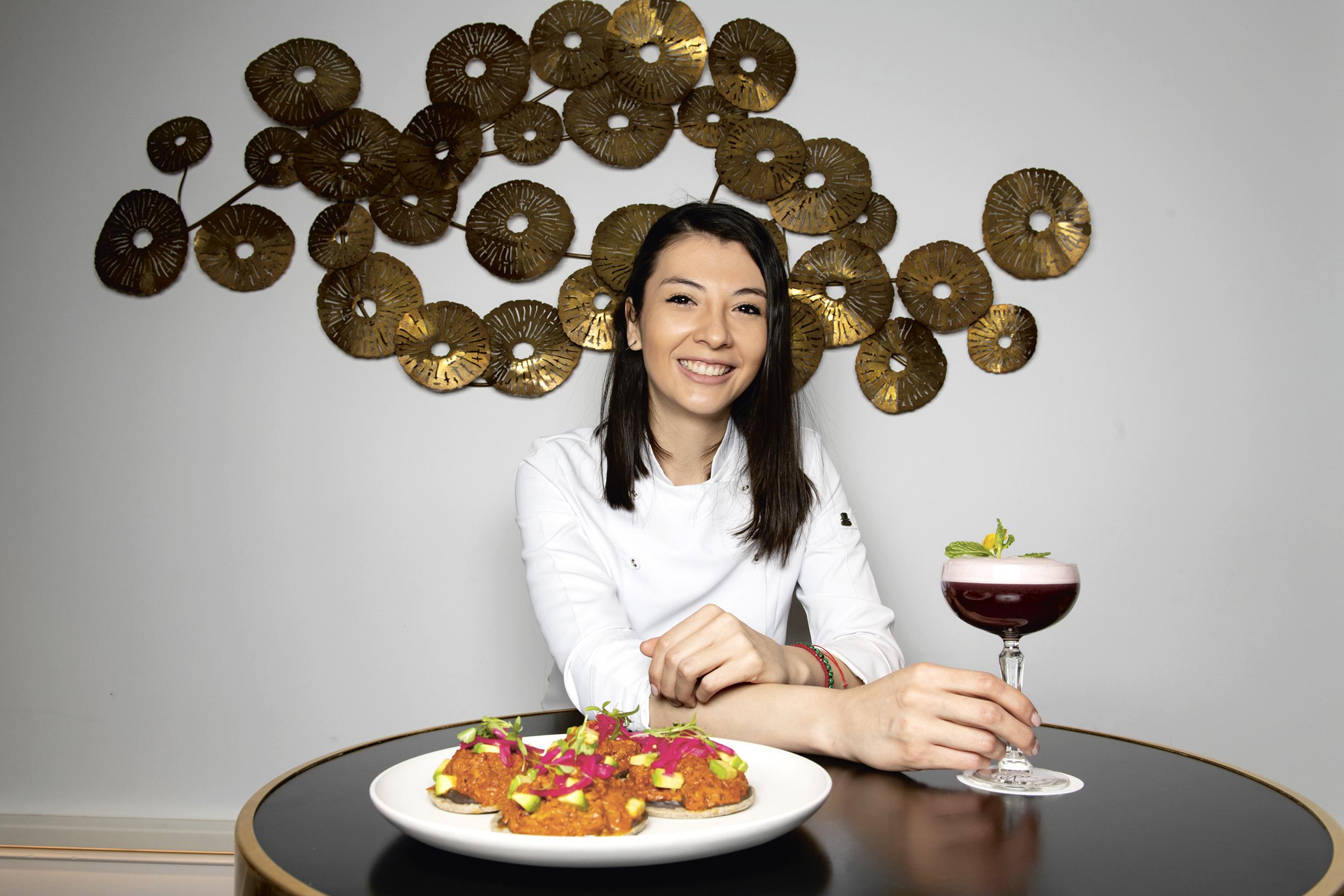 Sara Herrera, chef de Tepic