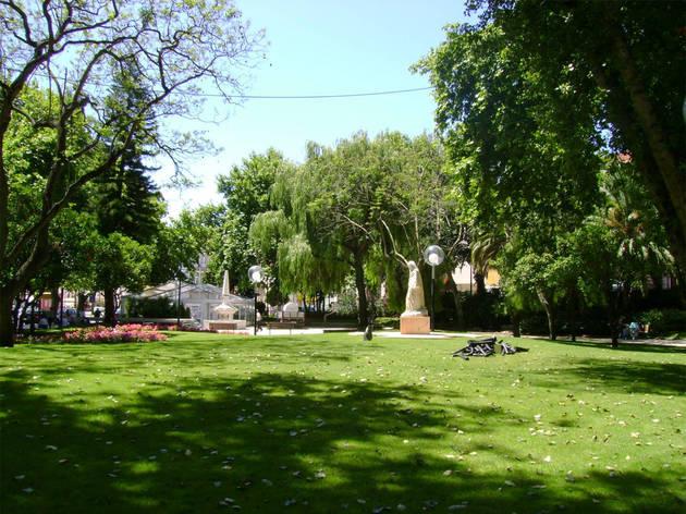 Jardim, Parque, Jardim Visconde da Luz, Cascais