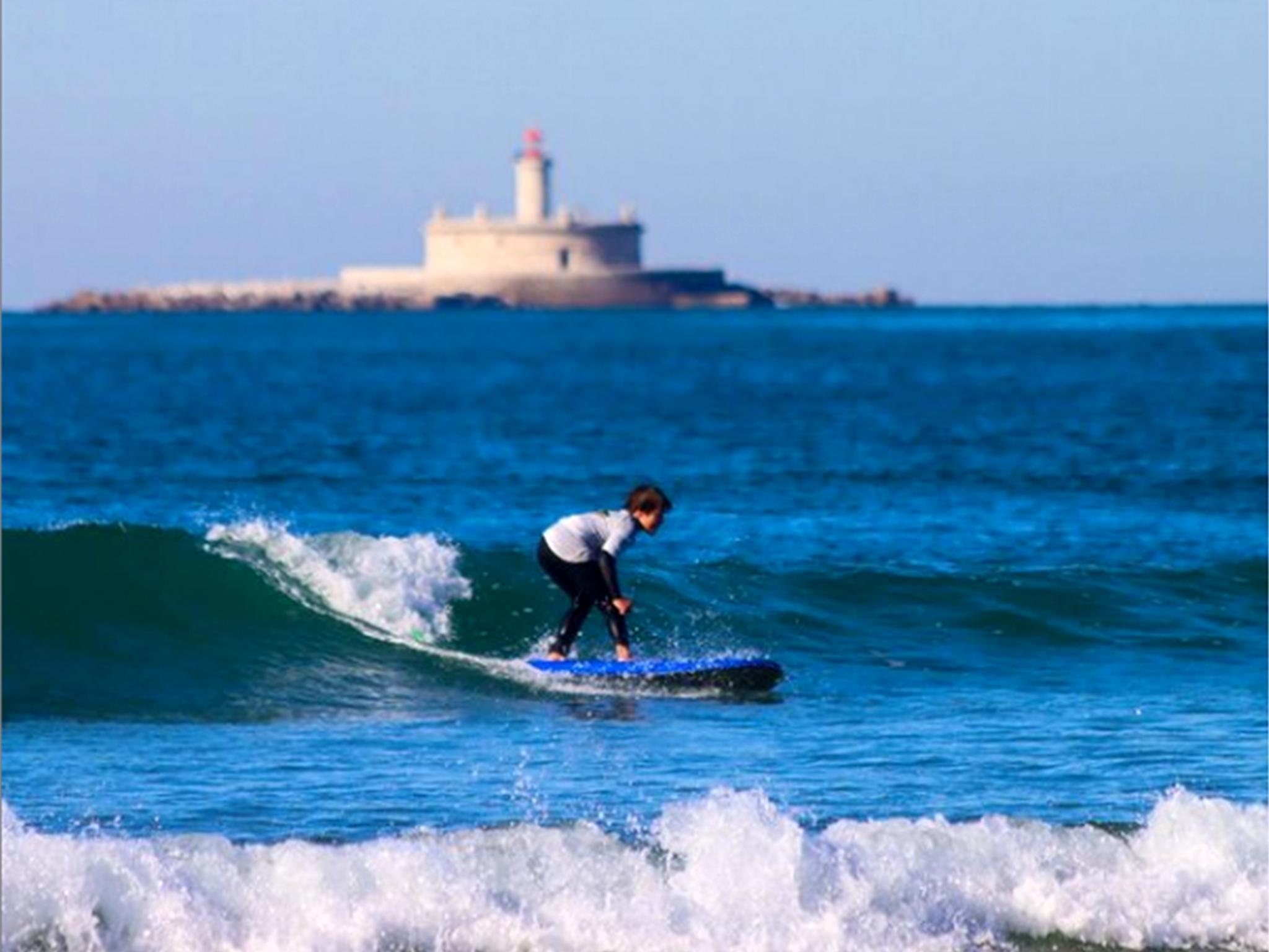 Desporto, Aulas de Surf, Green Wave Cascais