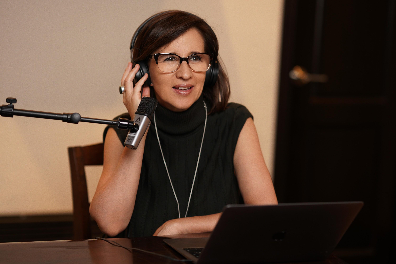 Adriana Pacheco, fundadora de Hablemos, escritoras