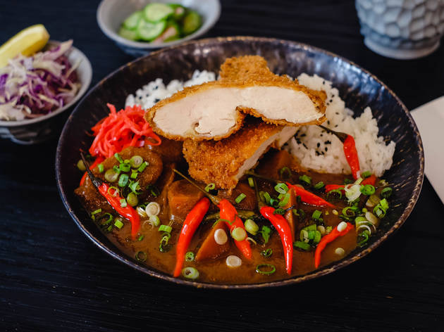 Bokuchan's Japanese Curry House