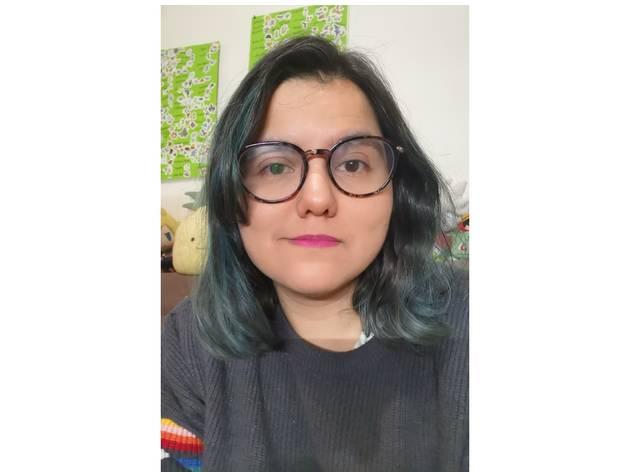 Erika Abrego, gamer y fundadora de Pixelbits