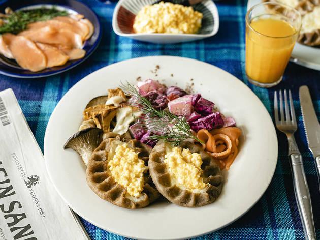 週末、テイクアウトできる世界の朝食5選