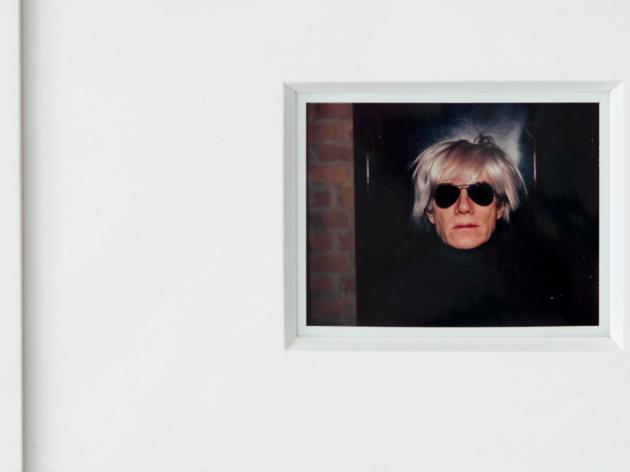 © Self-Portrait in Fright Wig, Andy Warhol, 1986