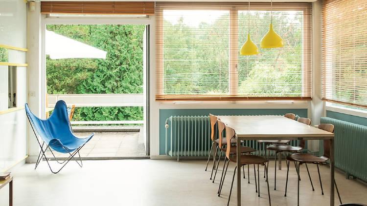 Renaat Braem House and Studio
