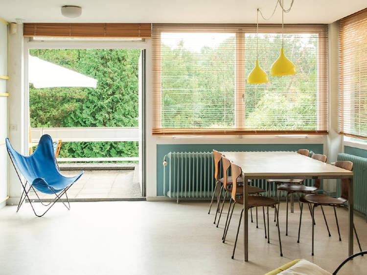 Renaat Braem House and Studio, Antwerp