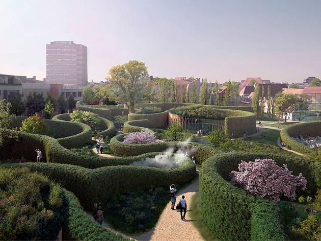 A Hans Christian Andersen-inspired fairytale museum is opening in Denmark