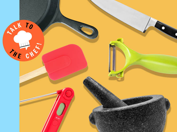 20 life-changing kitchen tools, according to top chefs