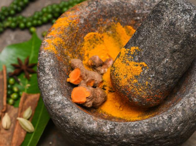 stone grinder