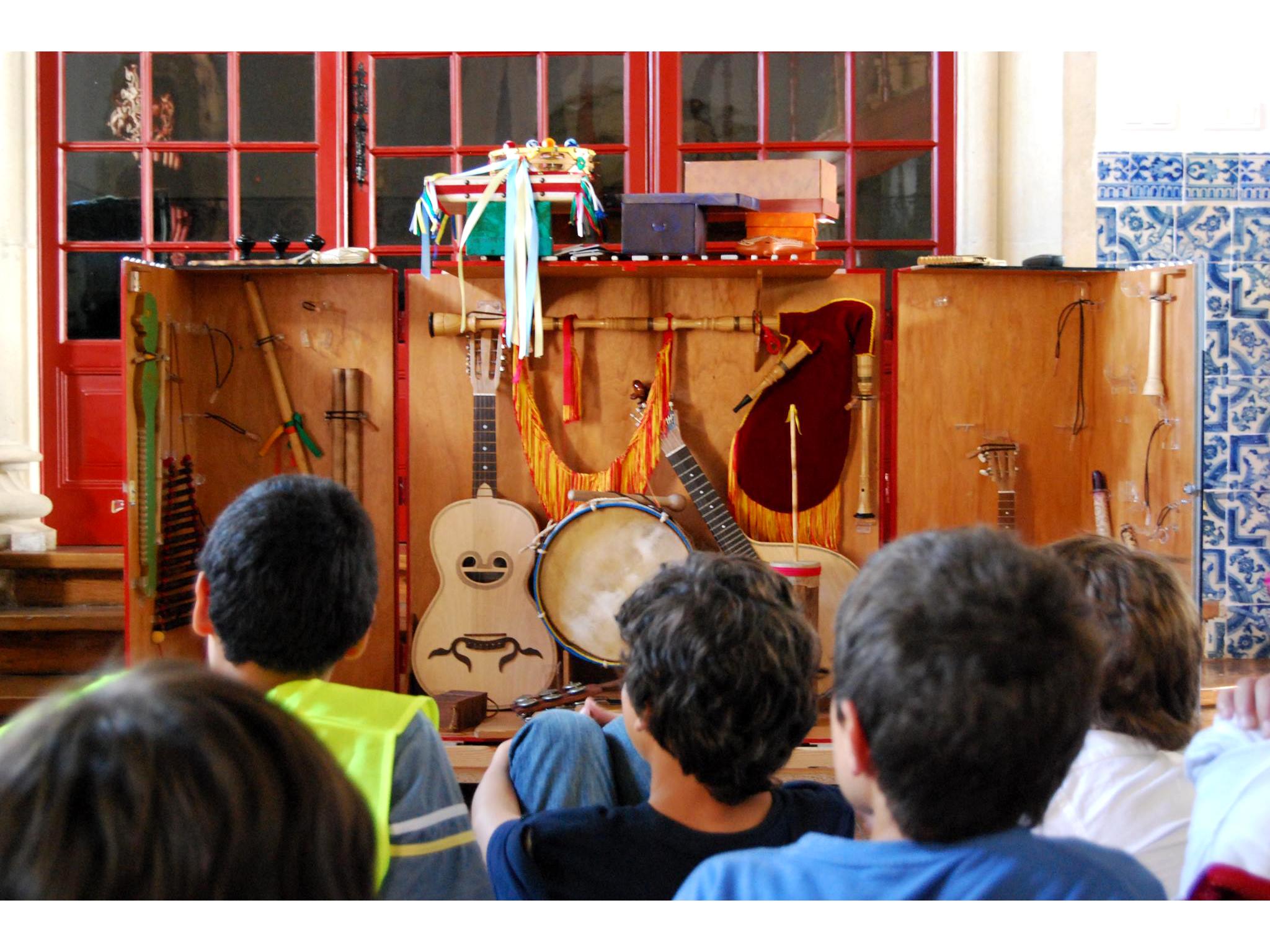 Museu da Musica Portuguesa, Casa Verdades de Faria, Monte do Estoril