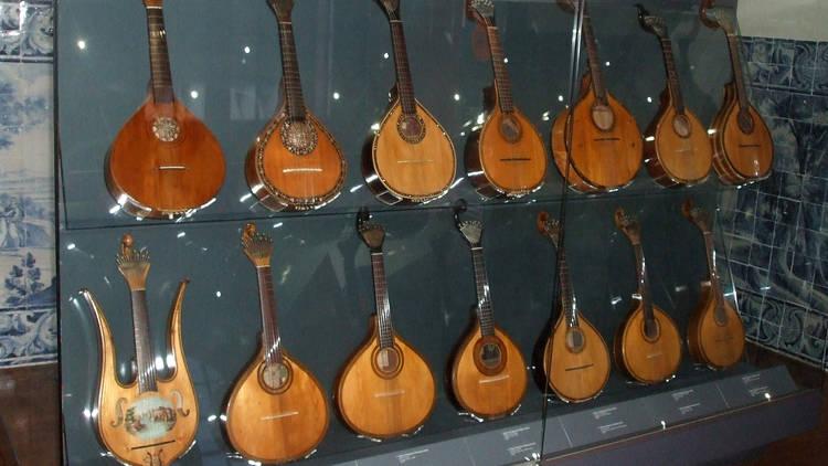 Museu, Museu da Música Portuguesa, Casa Verdades de Faria, Monte do Estoril