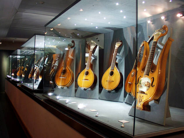 Museu da Música Portuguesa – Casa Verdades de Faria