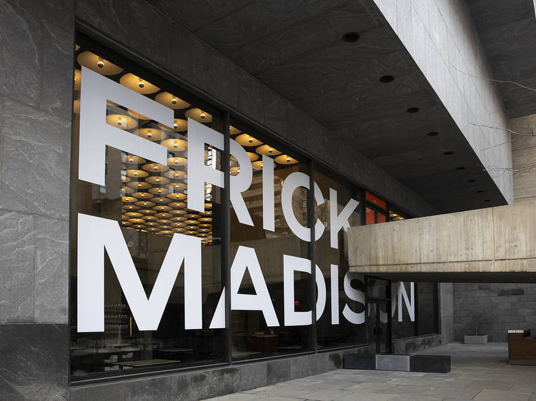 Experience the new Frick Madison