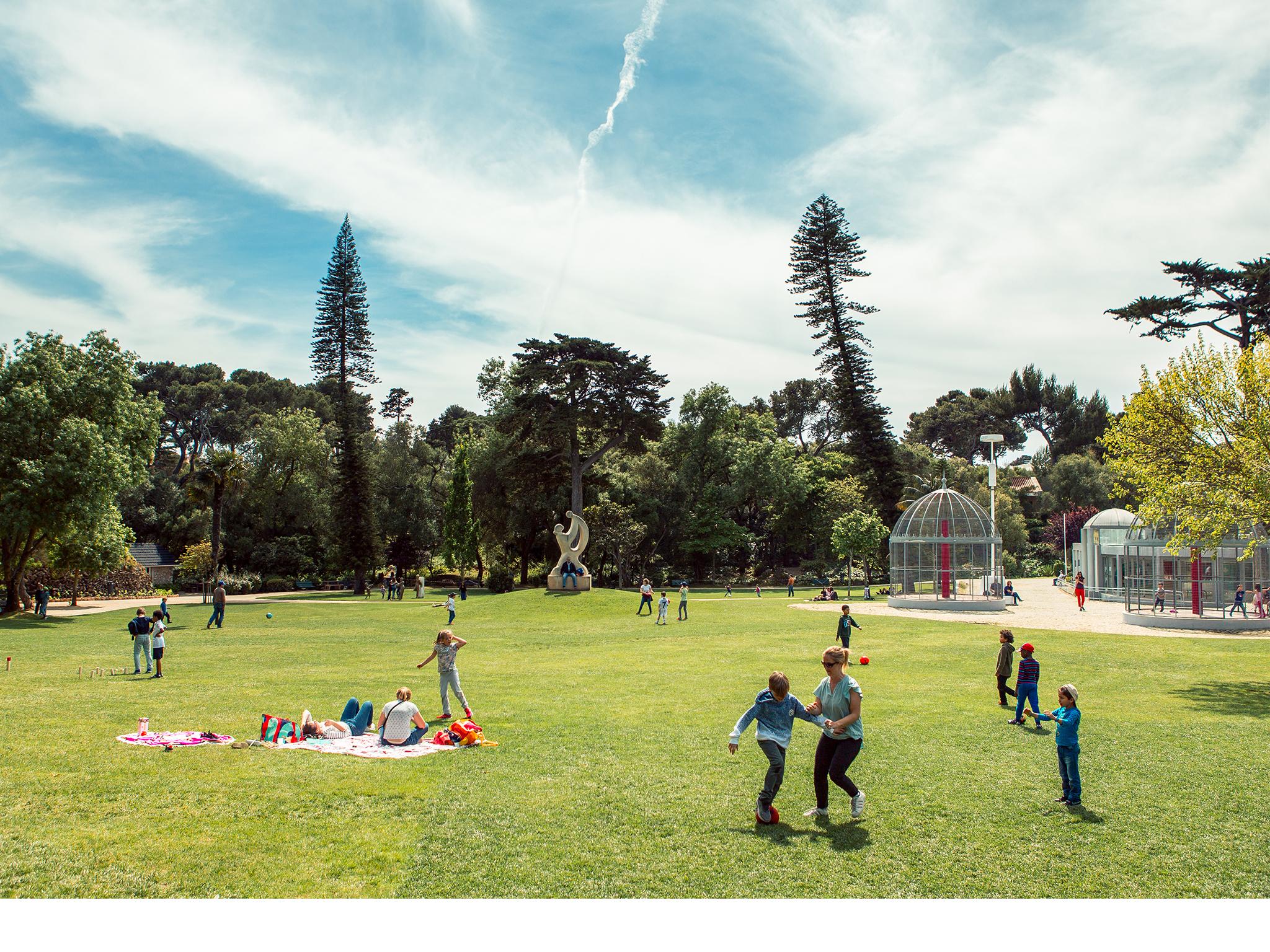 Jardim, Passeios, Actividades, Parque Marechal Carmona, Cascais
