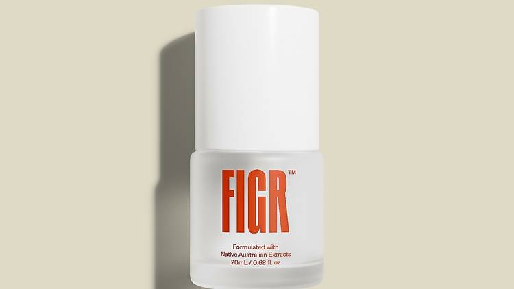 A bottle of Figr