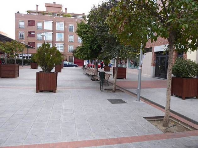 Plaza de las Sufragistas