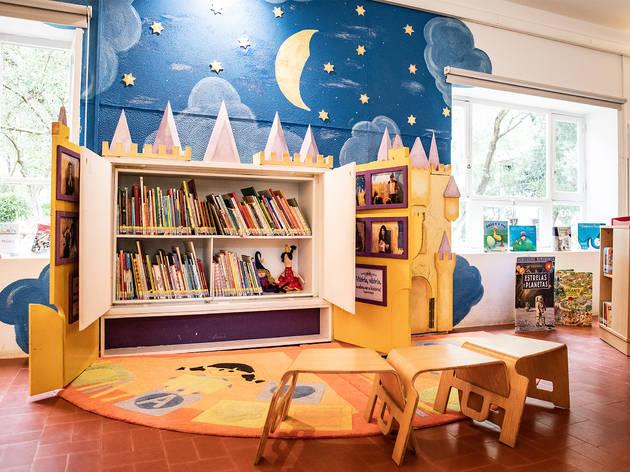 Biblioteca Infanto Juvenil