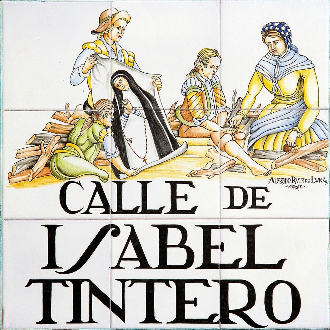Calle de Isabel Tintero