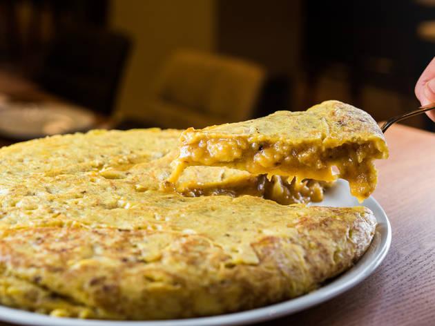 Las mejores tortillas de patata